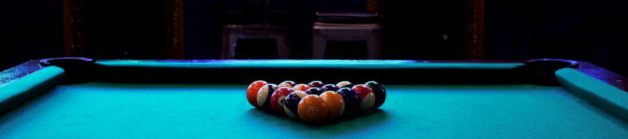 Flint pool table room size featured